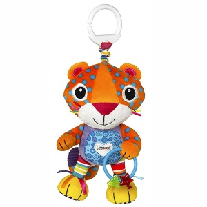 Lamaze Purring Percival Sensory Toy