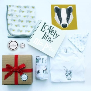 Mother & Baby Luxury Hamper