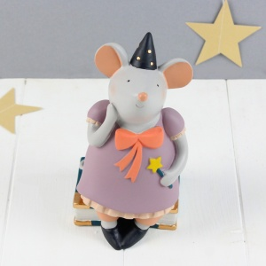 Personalised Baby Money Box - Mouse