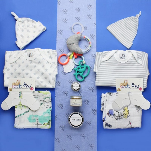 Twins Baby Hamper - Luxury
